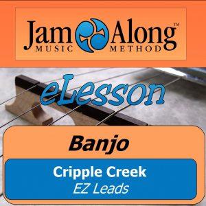 Banjo EZ lead - Cripple Creek