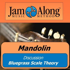 bluegrass scale theory - lesson cover