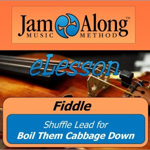 fiddle-lesson-beginner-shuffle-lead-for-boil-the-cabbage-product-image