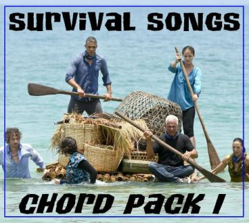 Survival Songs chord pack 1