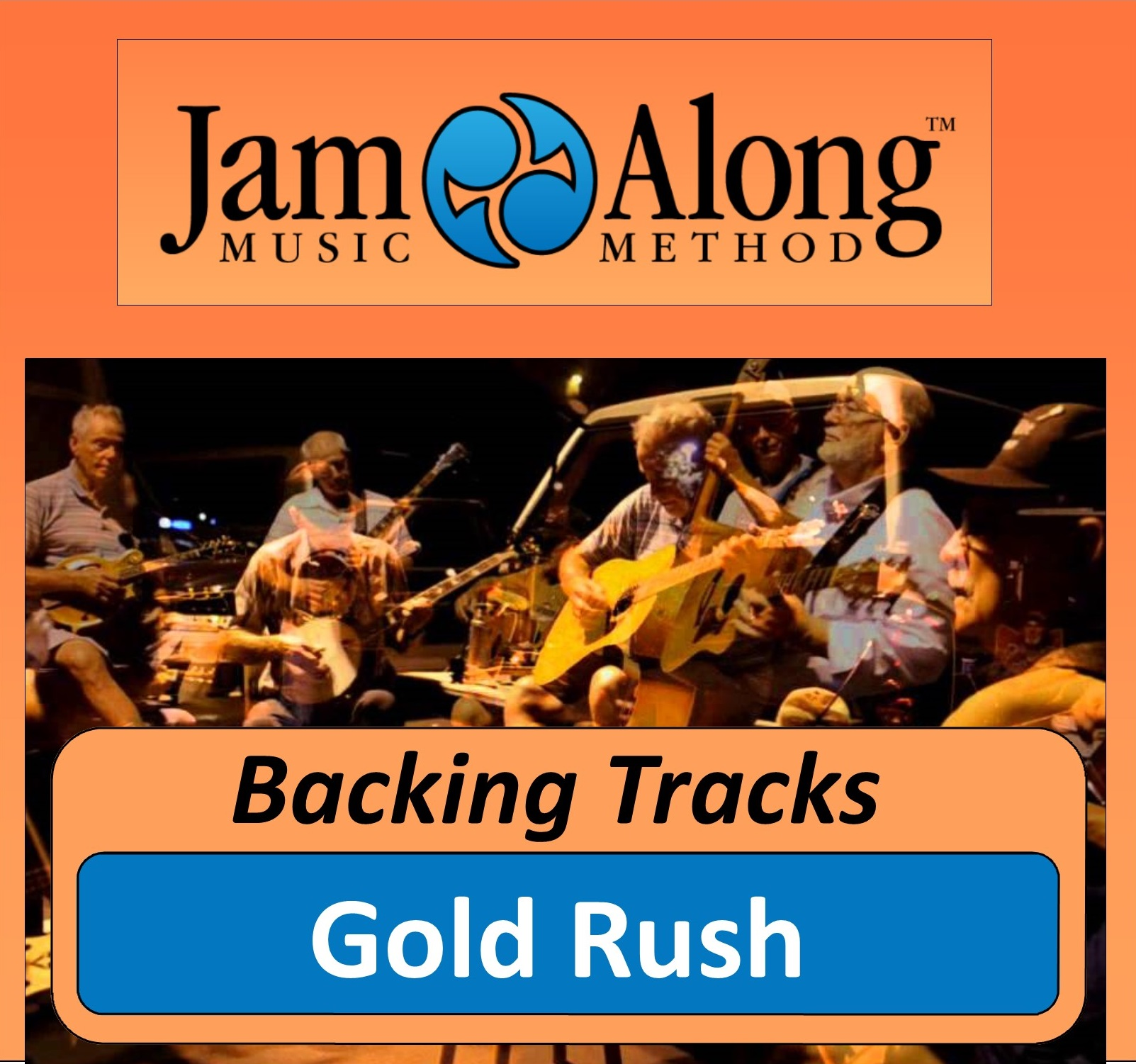 Gold Rush - Backing Tracks