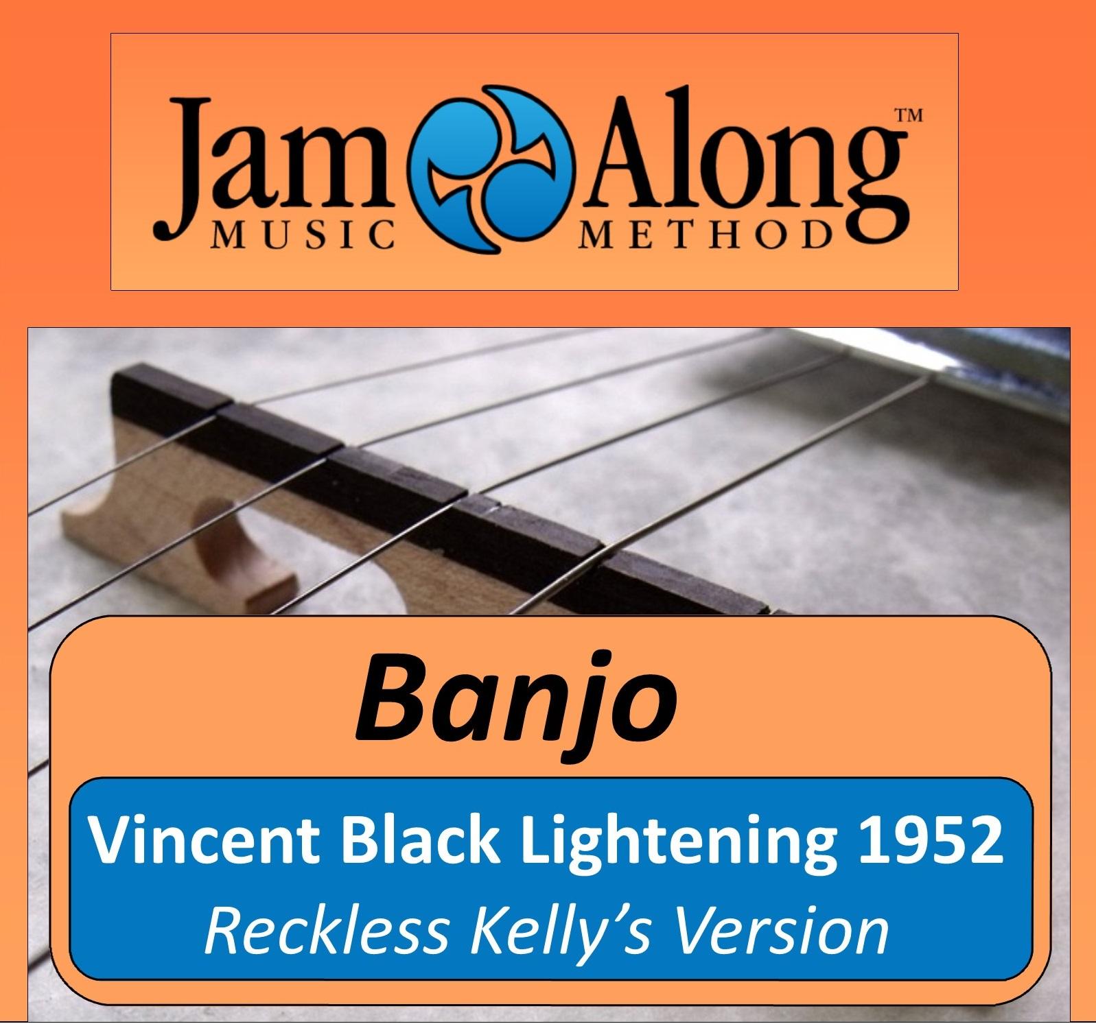 Vincent Black Lightening 1952
