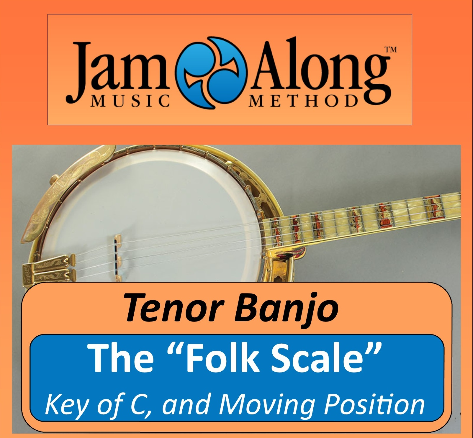 """The """"Folk Scale"""" for Tenor Banjo"""