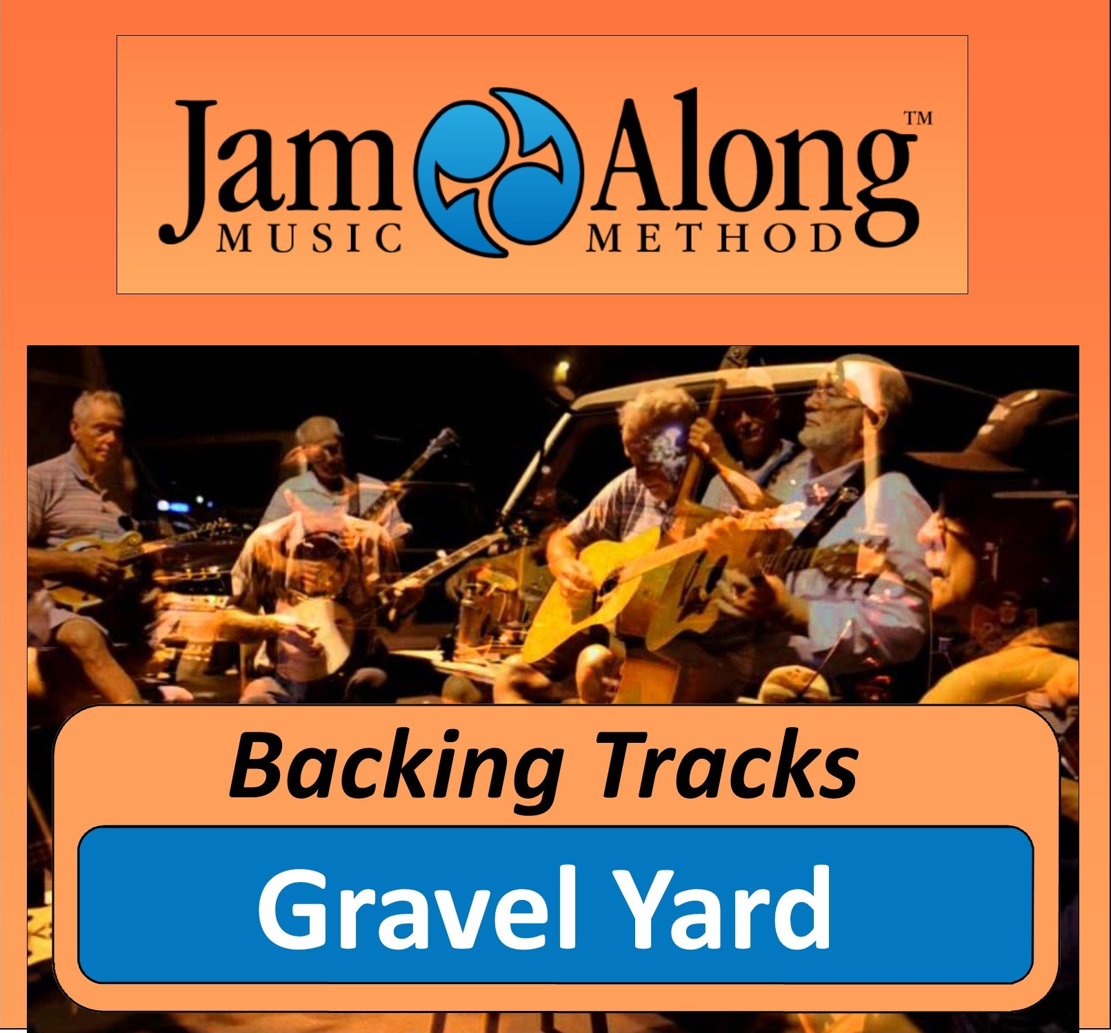 Gravel Yard - Backing Tracks