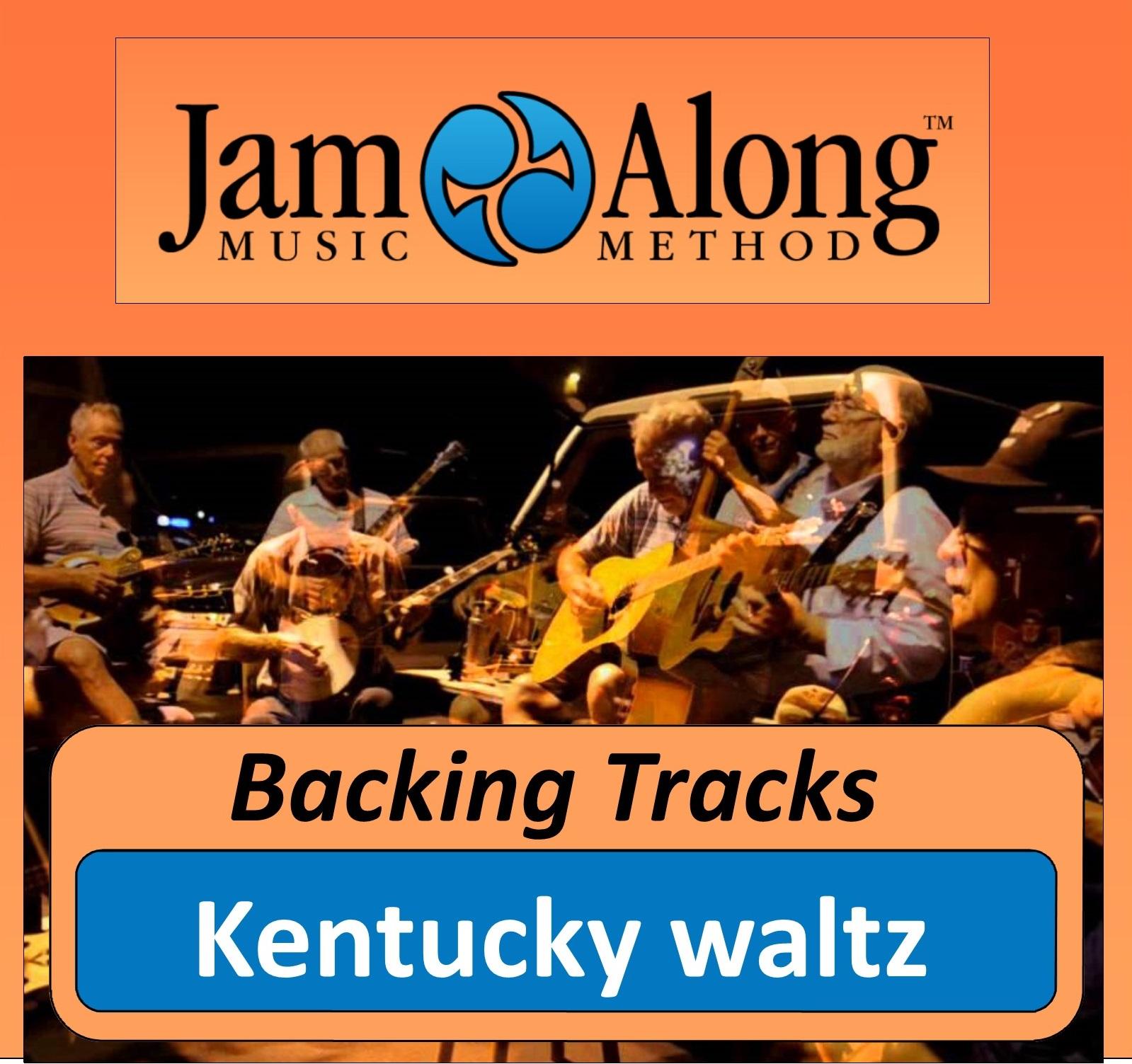 Kentucky Waltz - Backing Tracks