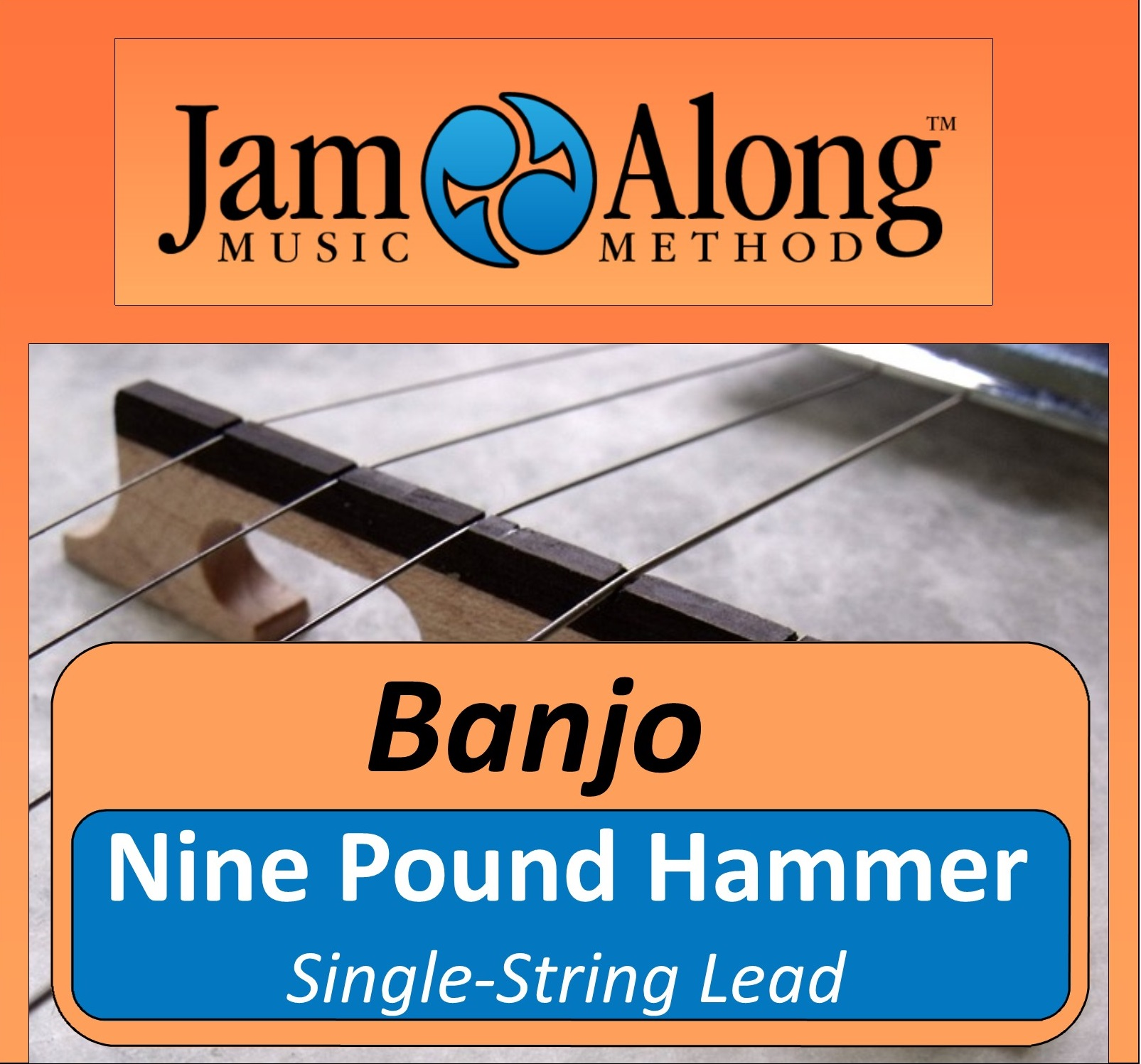 Nine Pound Hammer - Single String Lead