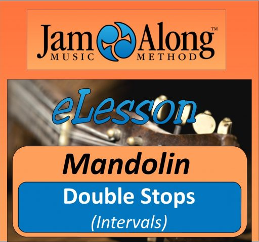 Double Stops (Intervals) for Mandolin