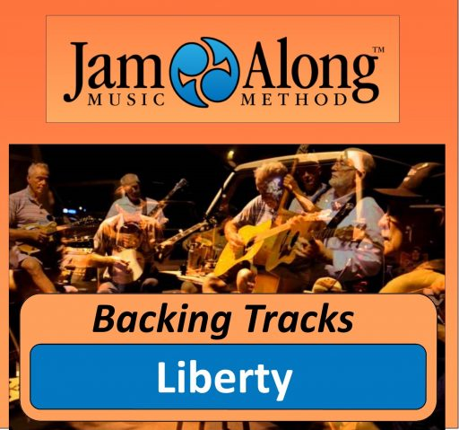 Liberty - Backing Tracks