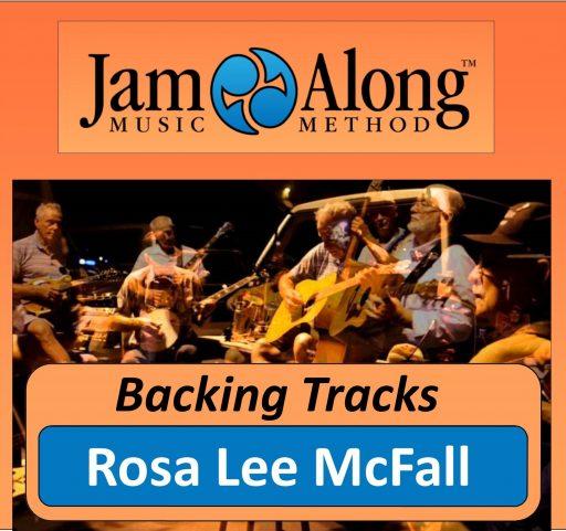 Rosa Lee McFall - Backing Tracks