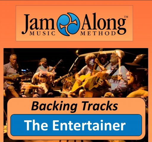 The Entertainer - Backing Tracks
