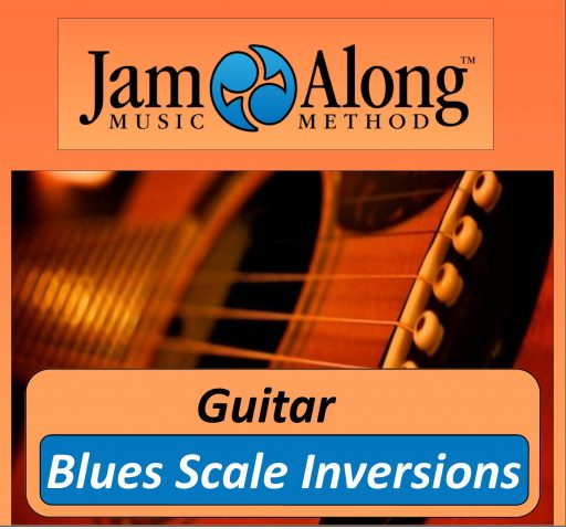 Blues Scale Inversions for Guitar