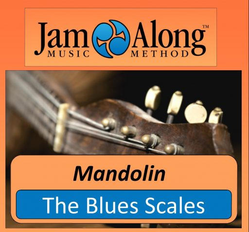 The Blues Scales for Mandolin