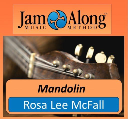 Rosa Lee McFall - Mandolin Lead