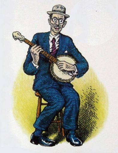 blues banjo, rock banjo, country banjo, scales, banjo scales