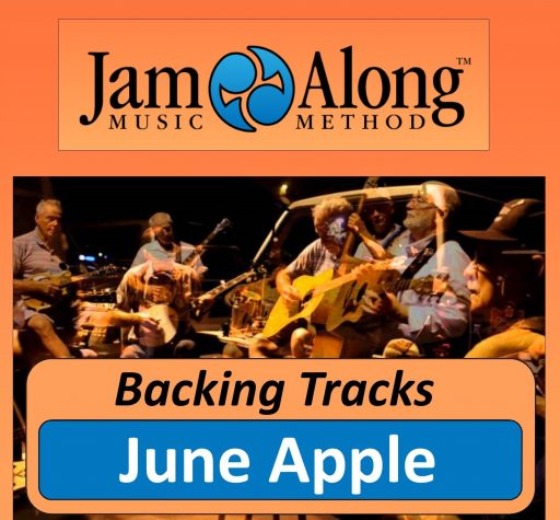 June Apple - Backing Tracks
