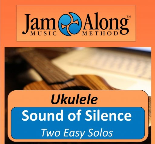 Sound of Silence - Two Easy Ukulele Solos