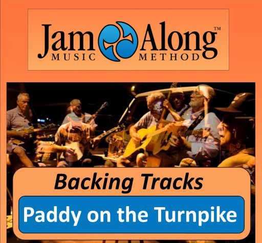 Paddy on the Turnpike - Backing Tracks