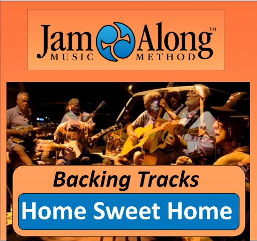 Home Sweet Home - Backing Track