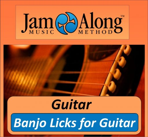 Banjo Licks for Guitar