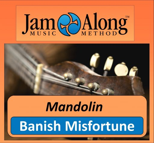Banish Misfortune - Mandolin
