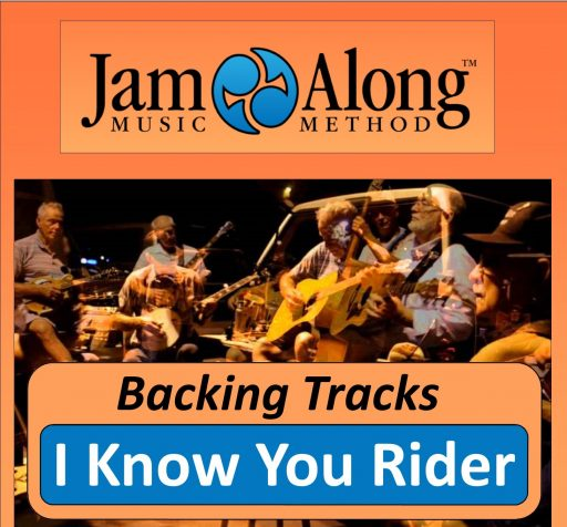 I Know You Rider - Backing Tracks