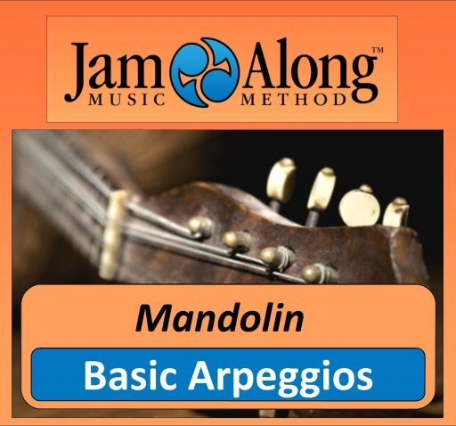Basic Arpeggios for Mandolin