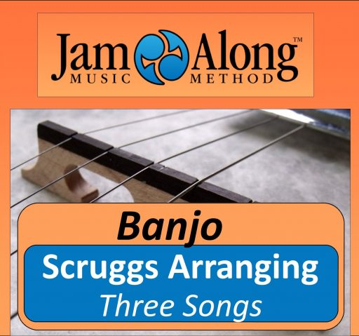 Scruggs Arranging Workout - Three Songs