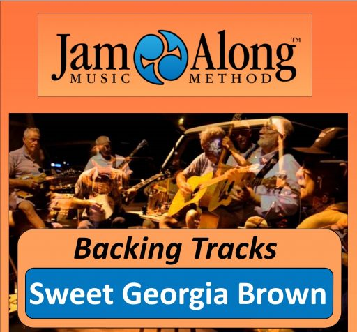 Sweet Georgia Brown - Backing Track