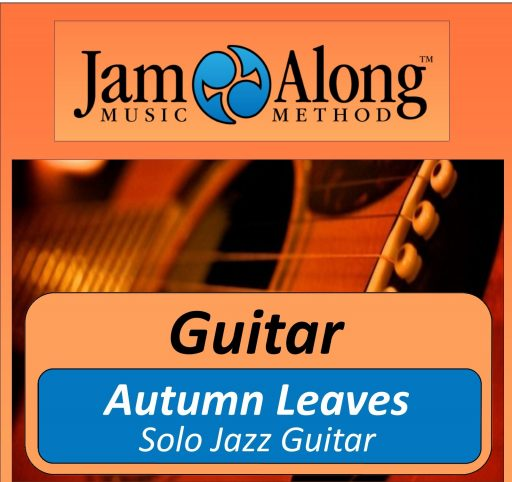 Autumn Leaves - Solo Jazz Guitar