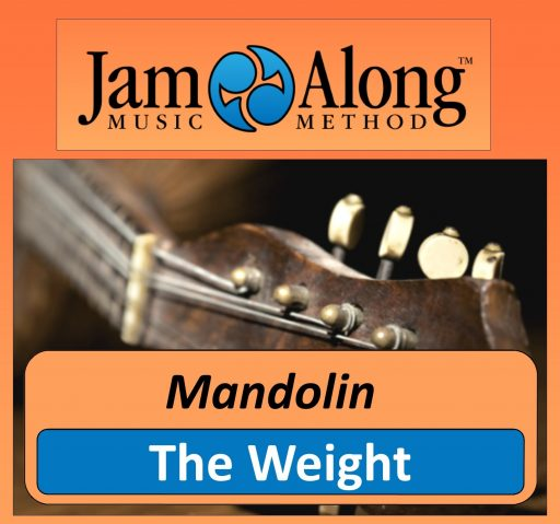 The Weight - Mandolin Lead