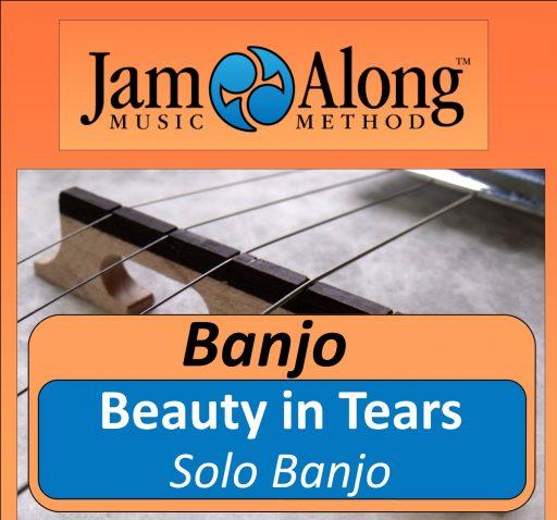 Beauty in Tears - Solo Banjo