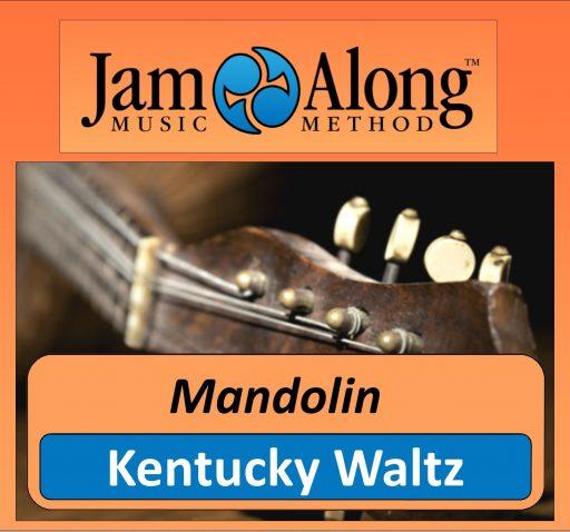 Kentucky Waltz - Mandolin Lead