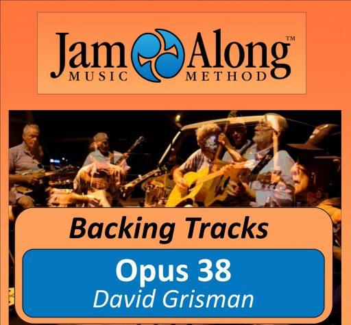 Opus 38 - Backing Tracks