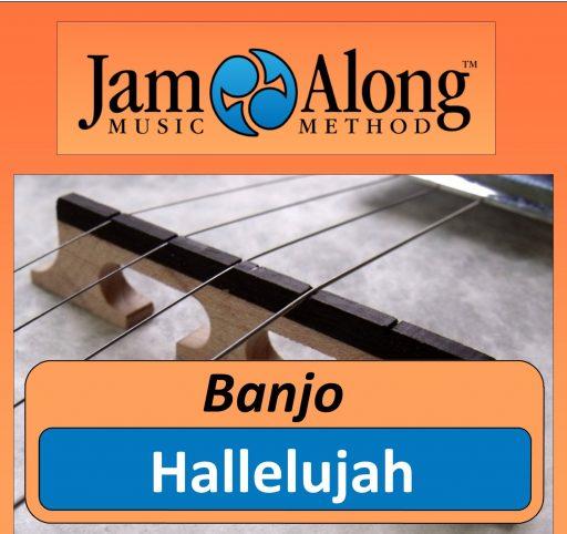 Hallelujah - Solo Banjo
