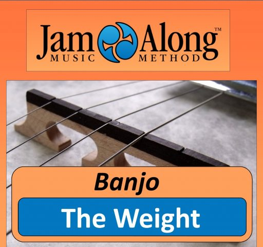 The Weight - Banjo Lead
