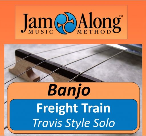 Freight Train - Travis Style Solo