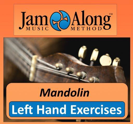 Left Hand Exercises for Mandolin