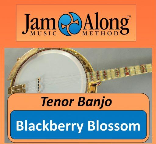 Blackberry Blossom - Tenor Banjo