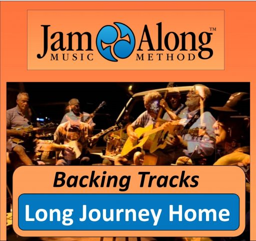 Long Journey Home - Backing Tracks