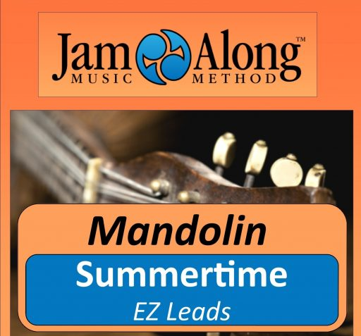 Summertime - EZ leads for Mandolin
