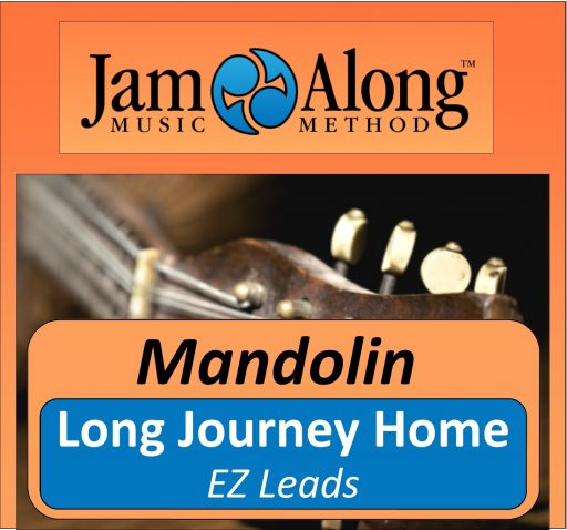Long Journey Home - EZ leads for Mandolin