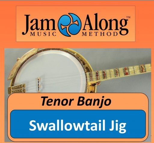 Swallowtail Jig - Tenor Banjo