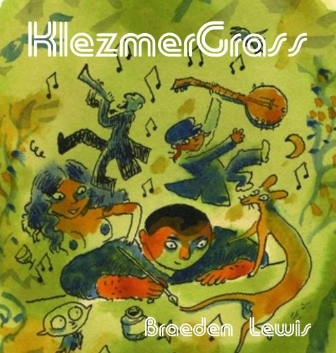 Klezmergrass album - cover art